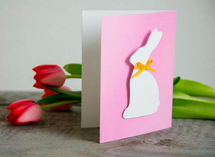 Пасхальные открытки своими руками