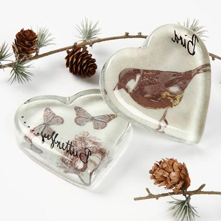 Декоративные элементы из стекла