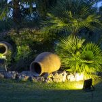 Фото 66: Подсветка в саду