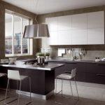 Фото 42: Стильная кухня модерн