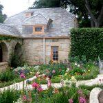 Фото 75: Ландшафтный дизайн во внутреннем дворике