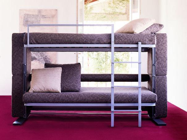 Диван кровать двухярусная