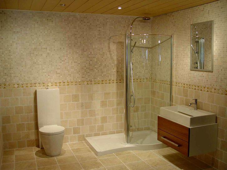 Лучшие варианты плитки для ванной