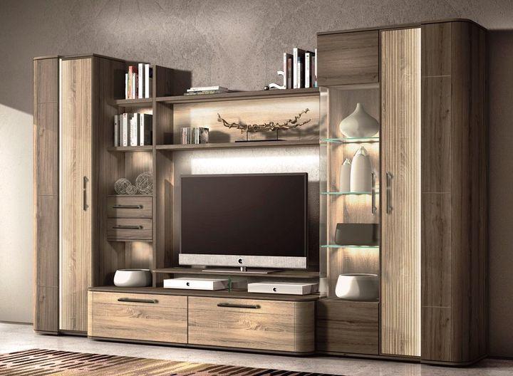 модульная мебель для гостиной фото 16
