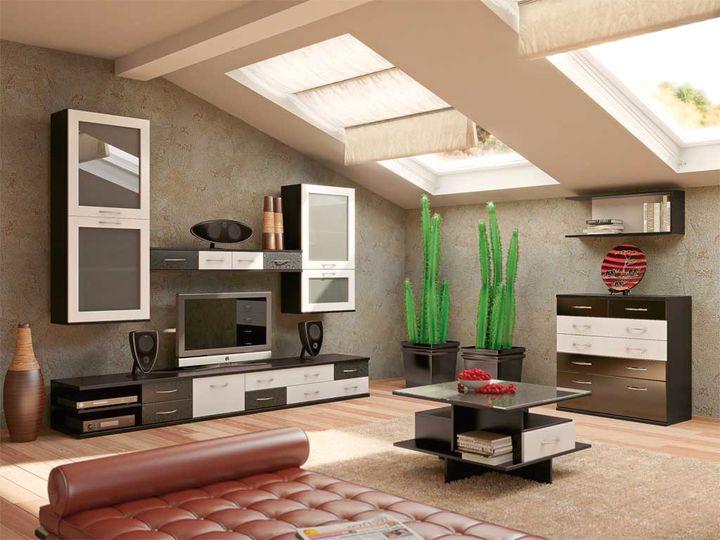 модульная мебель для гостиной фото 19