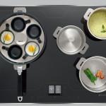 Фото 17: Необычная посуда для стеклокерамической плиты в работе