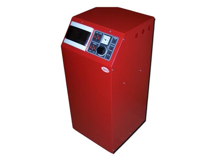 Напольный электрический котел для отопления частного дома обладает большой мощностью
