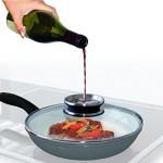 Фото 11: Сковородка для создания ароматных блюд на стеклокерамической плите