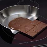 Фото 32: Эксперимент по работе индукционной плиты