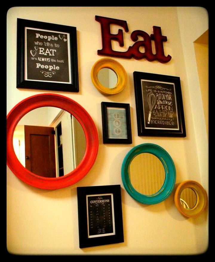 Буквы для кухни