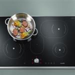 Фото 48: Красивая плита и еда, студийное фото