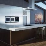 Фото 54: Красивая современная кухня