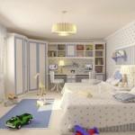 Фото 7: детские комнаты для девочек дизайн фото