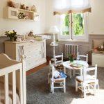 Фото 209: Английский стиль в детской комнате