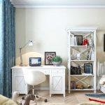 Фото 55: Дизайн комнаты для девочки-подростка