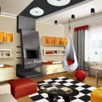 Фото 190: Детская комната в стиле хай-тек
