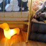 Фото 91: Фигурные светильники в детской для девочек
