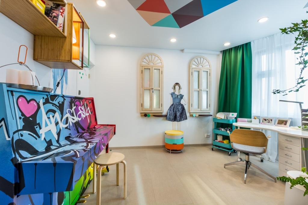 Интерьер детской комнаты фото для девочек