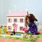 Фото 82: Игровой коврик в детской для девочек