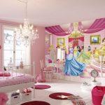 Фото 168: Фотообои с принцессами в комнате для девочек