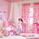Фото 170: Комната для принцесс в розовом цвете