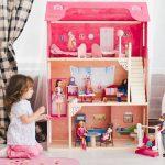 Фото 201: Кукольный домик для Барби