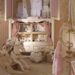 Фото 181: Кукольный домик в шкафу в стиле шебби - шик