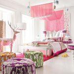 Фото 45: Очаровательная комната для девочек