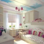 Фото 49: Романтическая комната для девочки