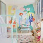 Фото 111: Роспись стен в детской