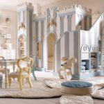 Фото 231: Мебель в виде замка в детской