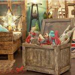 Фото 179: Ящик для игрушек в стиле шебби- шик