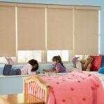 Фото 116: Жалюзи в детской комнате для девочек