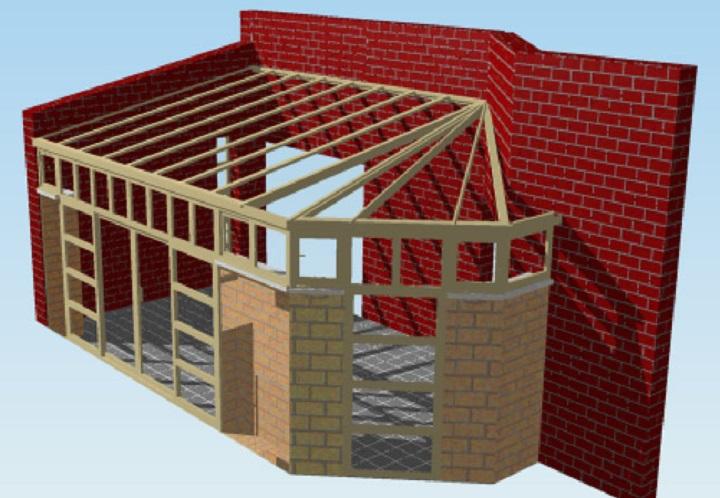 Проектирование пристройки к дому своими руками доступно лишь профессионалам
