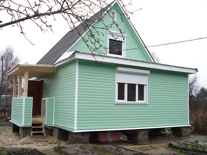 Примыкание крыши пристройки своими руками к фронтону дома