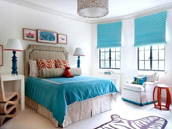 Красивые шторы в спальню