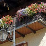 Фото 91: Годеция в композиции для оформления балкона