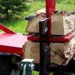 Фото 38: Гидравлический дровокол