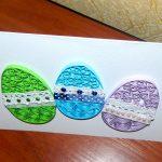 Фото 87: Пасхальные открытки в технике квиллинг