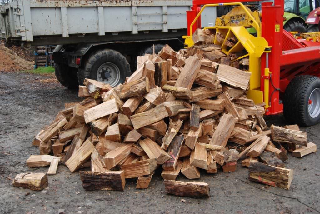 Профессиональное оборудование для колки дров
