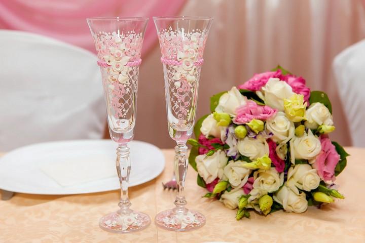 свадебные-бокалы