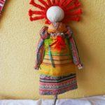 Фото 31: Домашняя кукла масленица берегиня