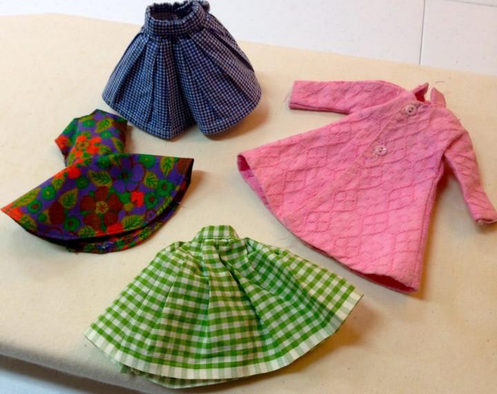 Одежды для куклы Барби: как сщить?