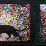 Фото 128: Картины из лоскутного шитья