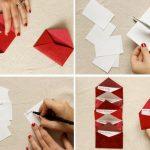 Фото 95: Любовные записки в конвертиках