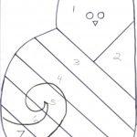Фото 136: Схема кошки пэчворк