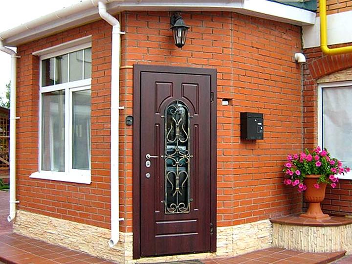 Входные металлические двери (2)