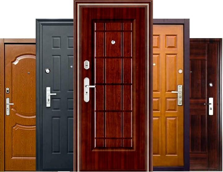 Входные металлические двери (4)