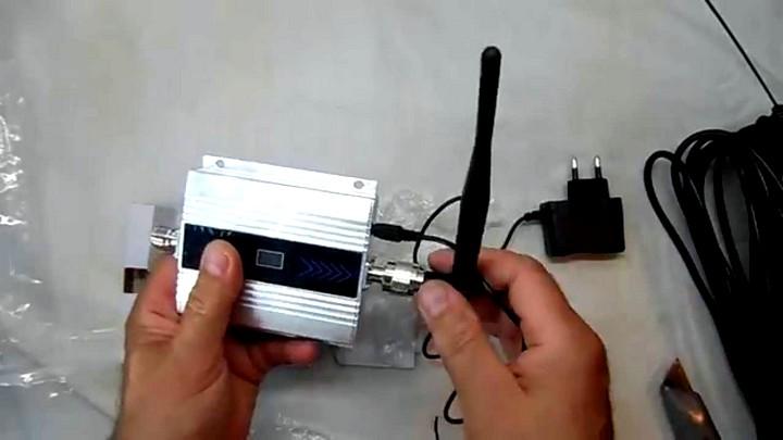Усилитель сотовой связи для дачи установка (2)