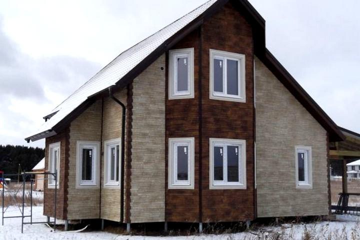 Фасадные панели «Альта Профиль»